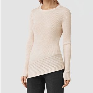 All Saints - Keld Crew Neck Jumper
